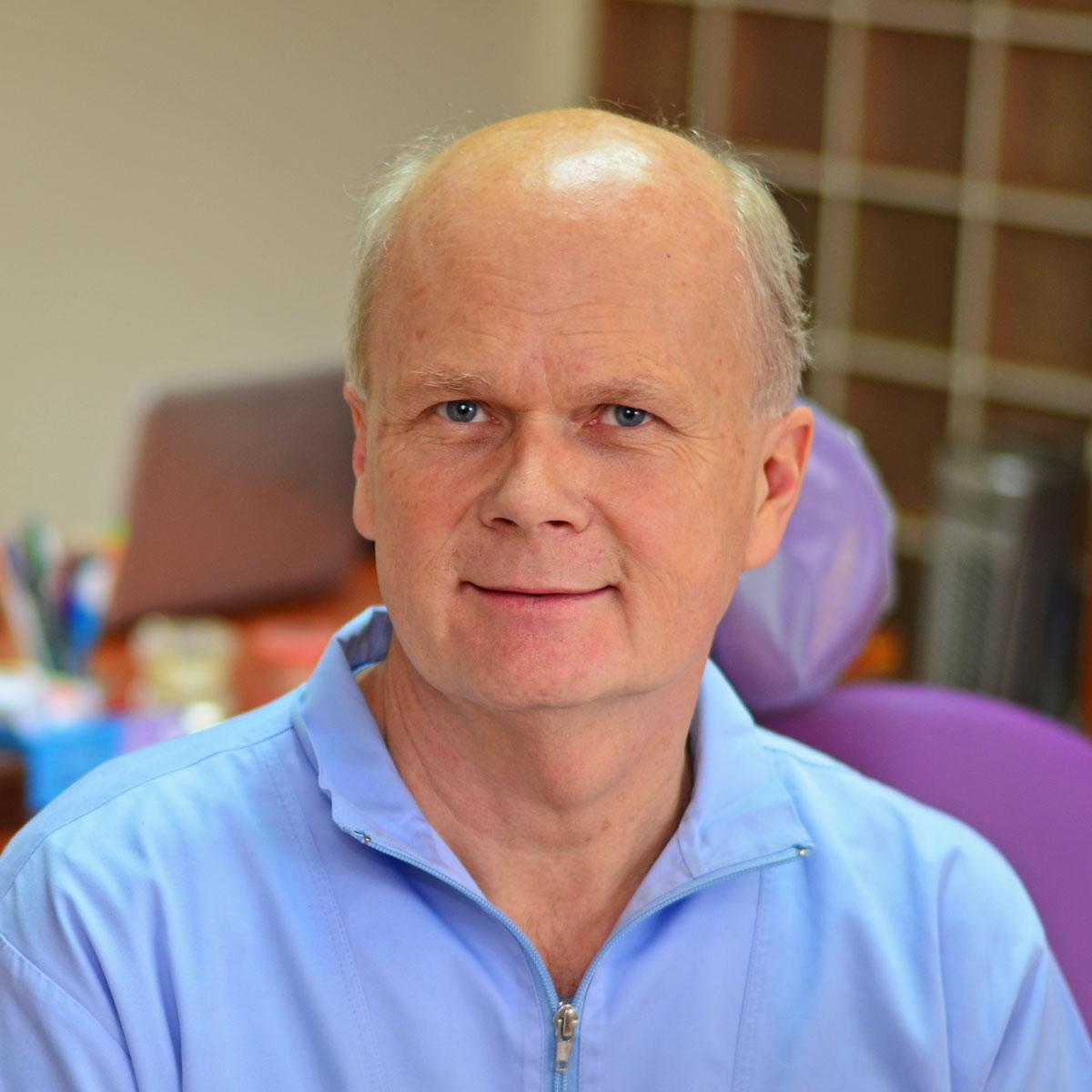 dr n. med. Dariusz Maciej Jabłoński